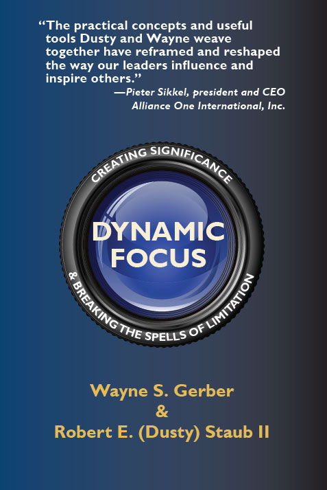 Dynamic Focus Book Cover